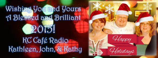 KC Cafe Radio Holiday Greetings