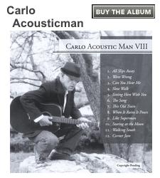 Carlo Acousticman: Library of Albums