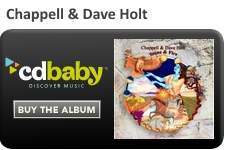 Chappell & Dave Holt: Stone And Fire