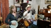 KC Cafe Radio House Concert: Dan Weber and Avery Hill