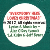 Alan O'Day - Everybody Here Loves Christmas