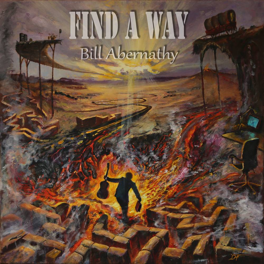 Bill Abernathy - Find A Way