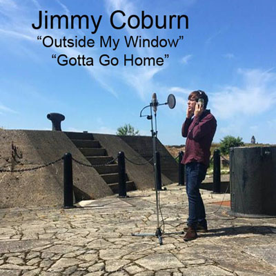 Jimmy Coburn - Gotta Go Home / Outside My Window (singles)