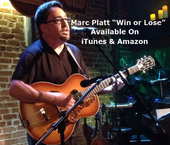 Marc Platt - Win or Lose