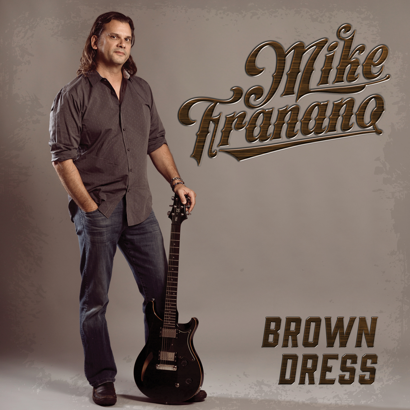 Mike Franano - Brown Dress