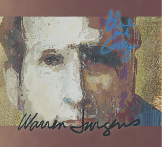 Warren Jurgens - Blue and Grey