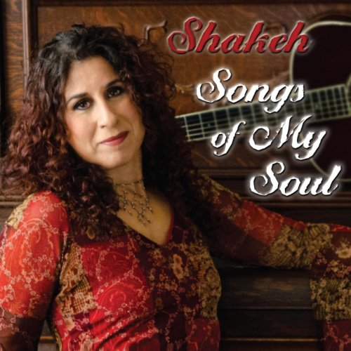 Shakeh - Songs Of My Soul