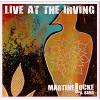 Martine Locke - Live At The Irving