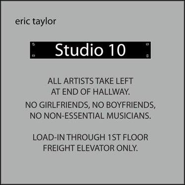 Eric Taylor - Studio 10
