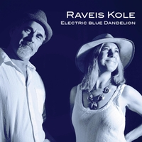Raveis Kold - Electric Blue Dandelion
