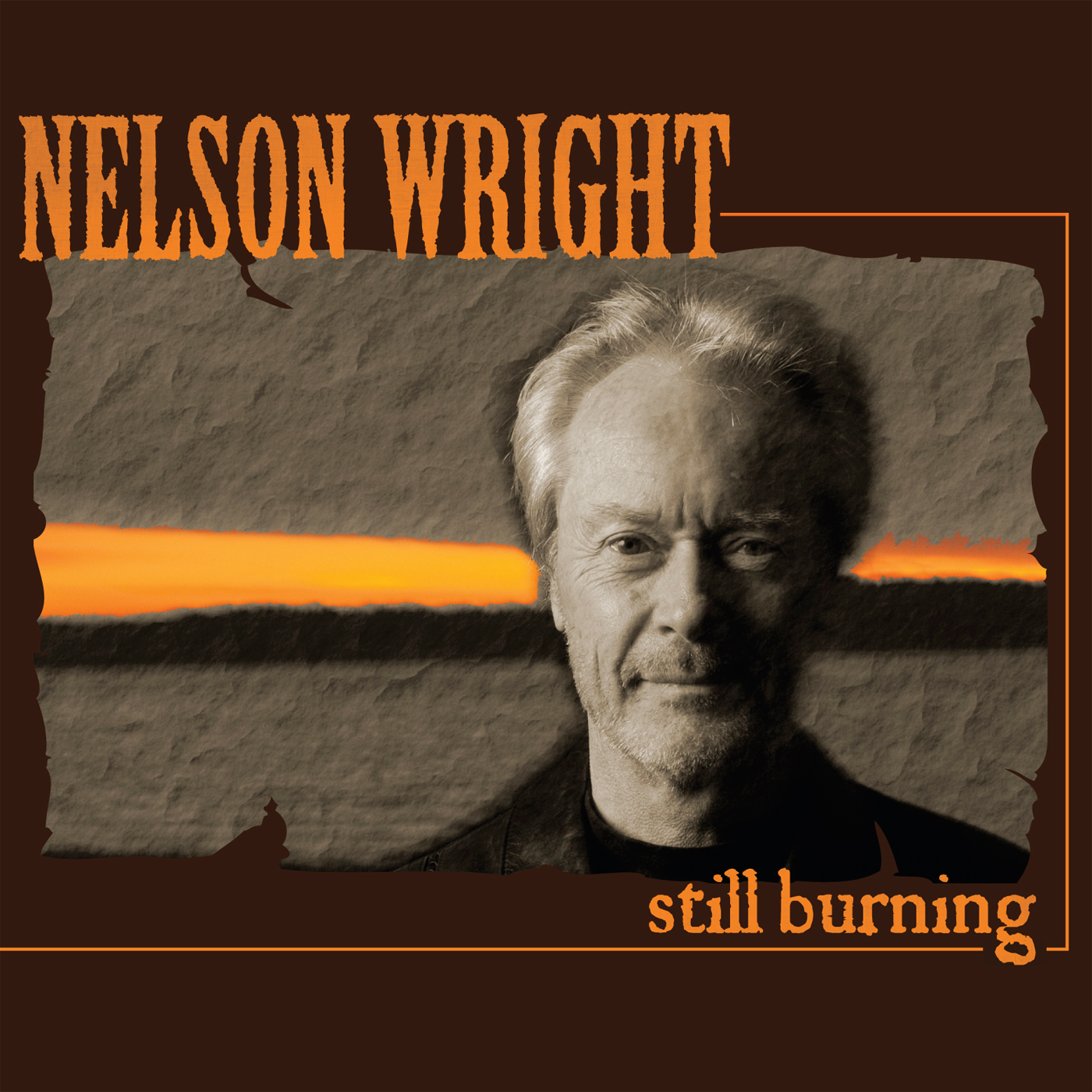 Nelson Wright - Still Burning