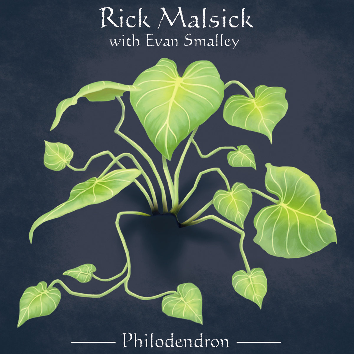 Rick Malsick with Evan Smalley- Philodendron