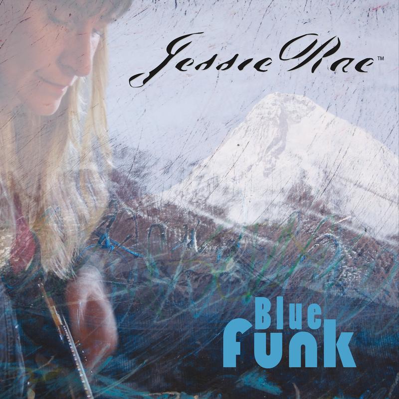 Jesse Rae - Blue Funk