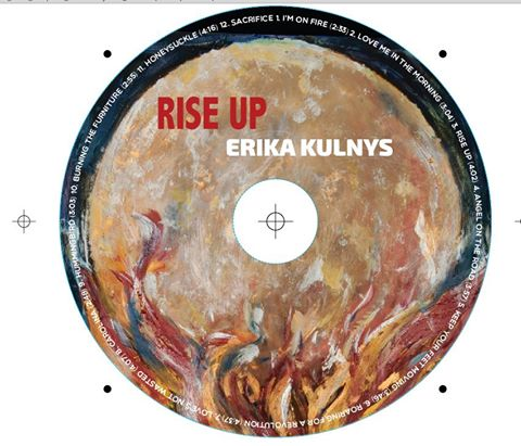 Erika Kunlys - Rise Up