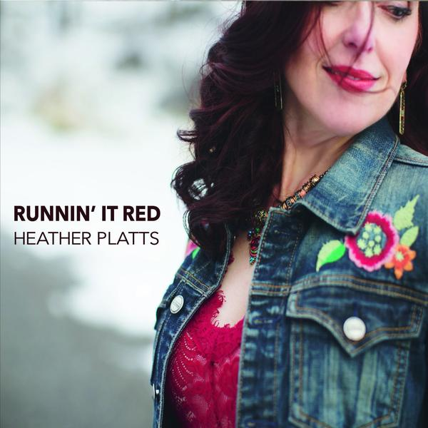 Heather Platts - Runnin it Red