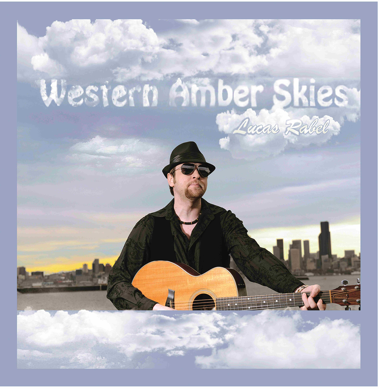 Lucas Rabel - Western Amber Skies