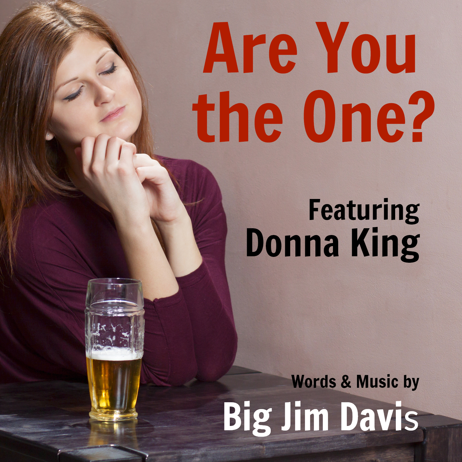 Big Jim Davis - Are You the One? (single)