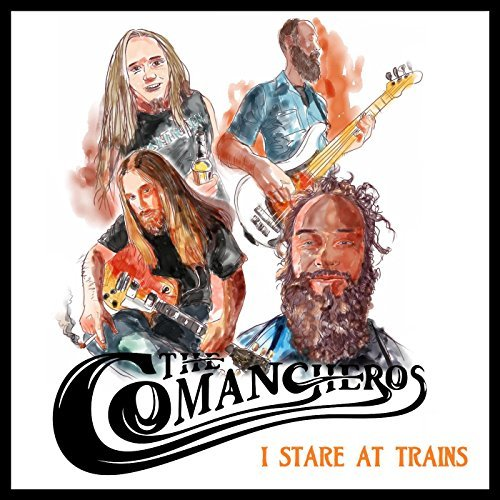 The Comancheros - I Stare at Trains