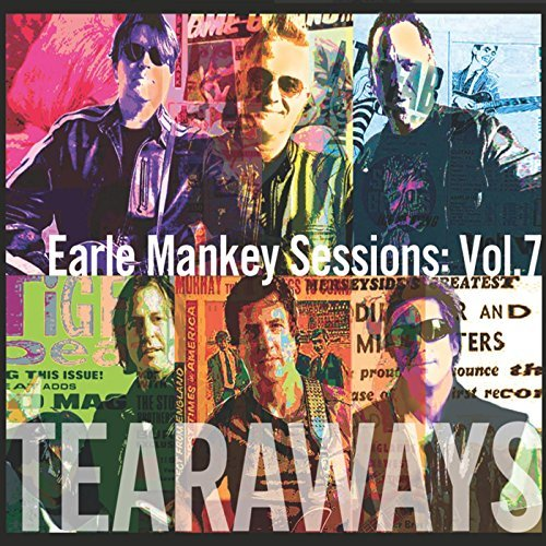 The Tearaways - Keep You Knickers On (single)