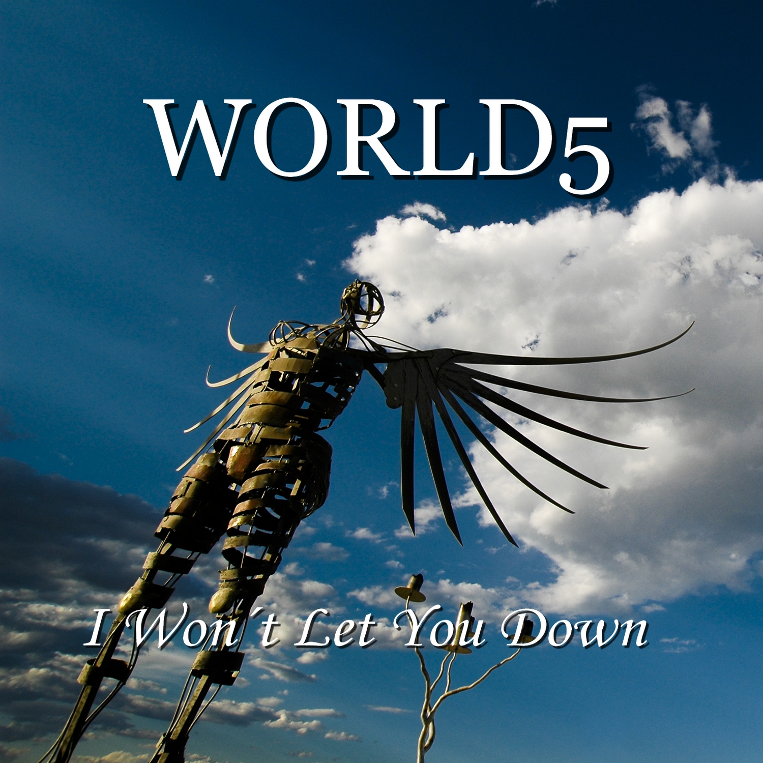 WORLD5 - I Won't Let You Down (single)